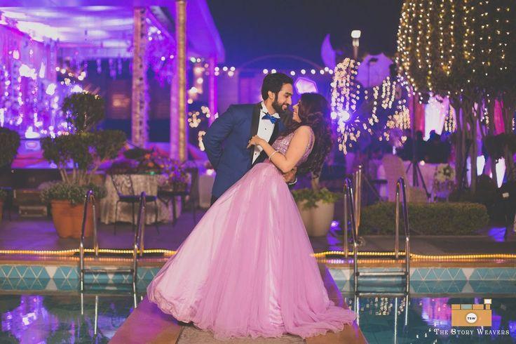 Beautiful wedding moment!✨  #weddingnet #indian #wedding #groom #bride #india #dress #decoration #decor