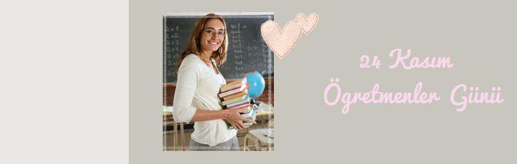Öğretmenlerimize hediyeler alalım :)