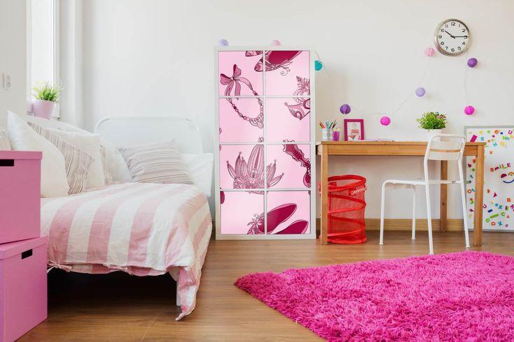 Ein Traum in pink! Das perfekte Zimmer für kleine Prinzessinnen | creatisto