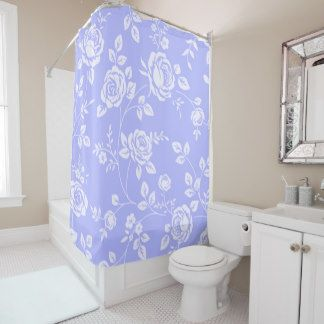 1000 Ideas About Lavender Shower Curtain On Pinterest