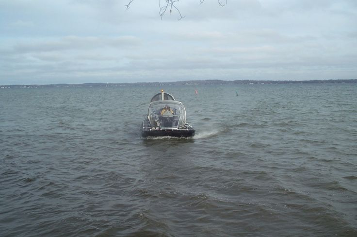 Salt and fresh water operations, can operate in very shallow water - or no water at all.