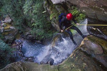 Canyon Adventures | Australian School of Mountaineering - Blue Mountains