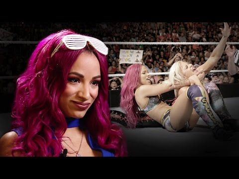 2016: Sasha Banks Theme Song ''Sky's the Limit'' + Titantron HD (Download Link) - YouTube
