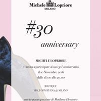 30 Anniversary Michele Lopriore