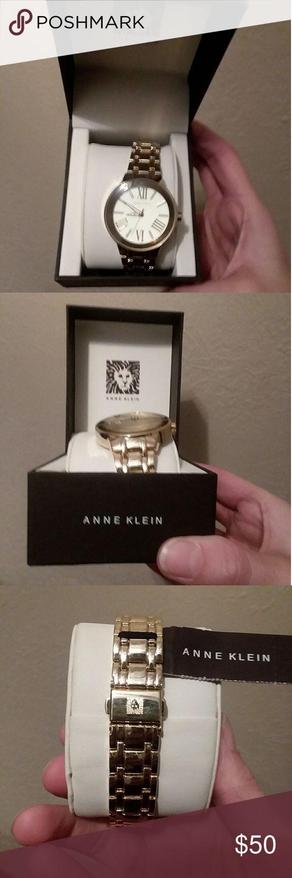 Anne Klein Watch NWT Brand new Anne Klein watch. Anne Klein Jewelry