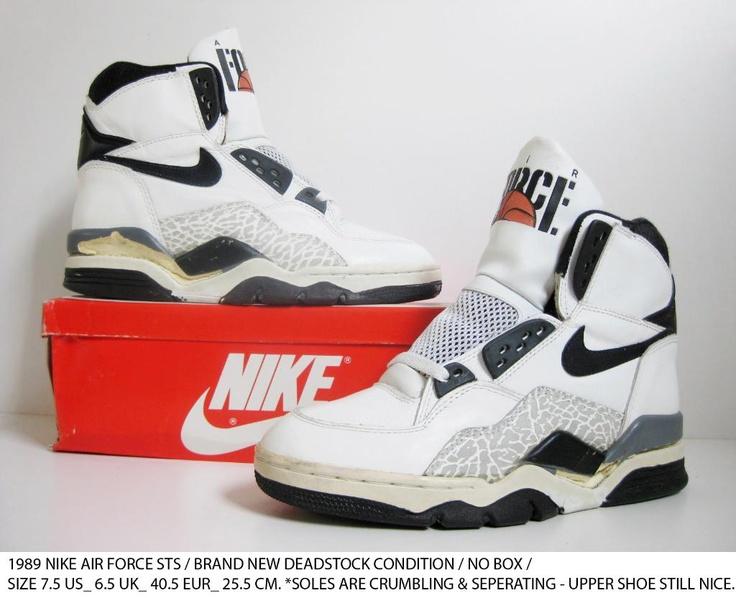 premium selection ecff7 b616d 89 Nike Air Force STS