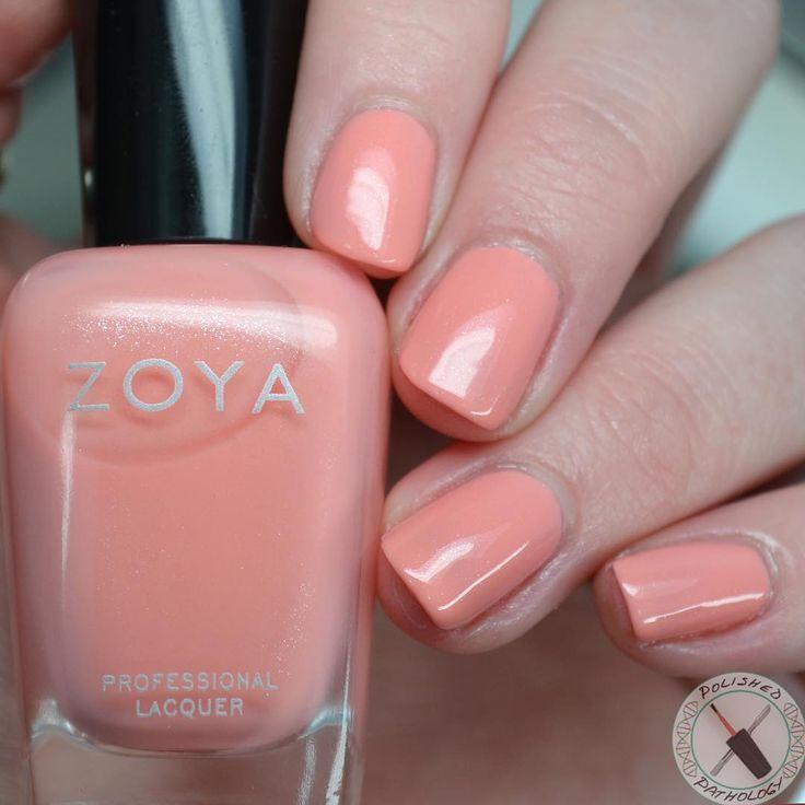 Who Makes Zoya Nail Polish