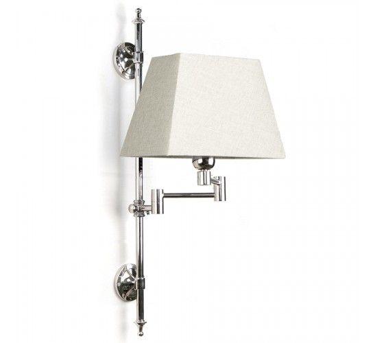 Rio Rektangulær - 2 stk lamper - Vegglamper - Lamper