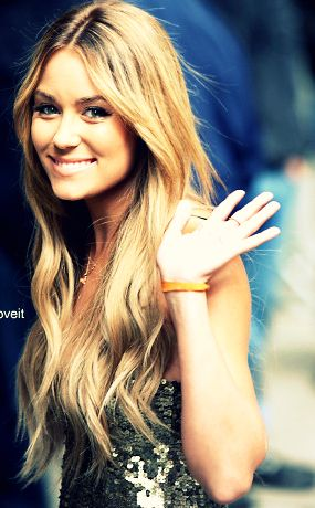 Lauren Conrad. I want my hair this long.
