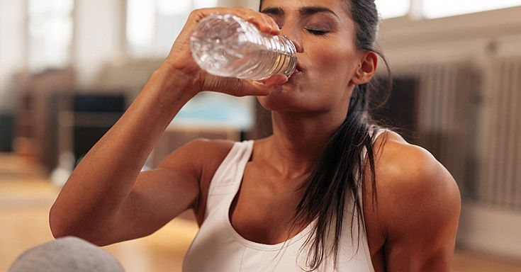 Do you take your make up off before you start working out??  Here's why you might want to start!!!