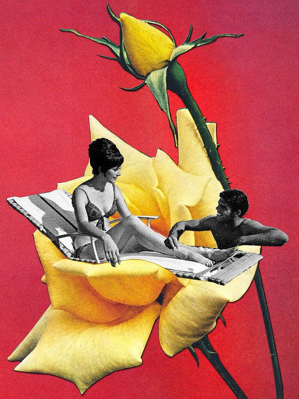 Courtship, Part II Eugenia Loli