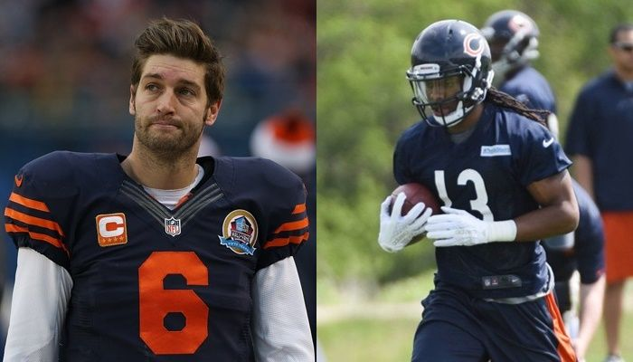 Bears WR Kevin White Describes Jay Cutler In A Way That Would Make The Bennett Brothers Proud
