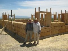 Our Straw Bale House DIY Home Building for Couples Chicken Coop