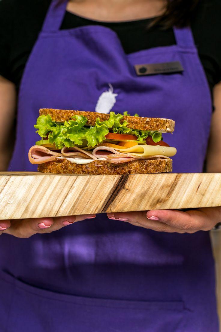 Ekologiczne kanapki codziennie w Totomato