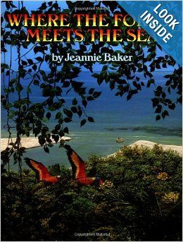 Where the Forest Meets the Sea: Jeannie Baker: 9780688063634: Amazon.com: Books