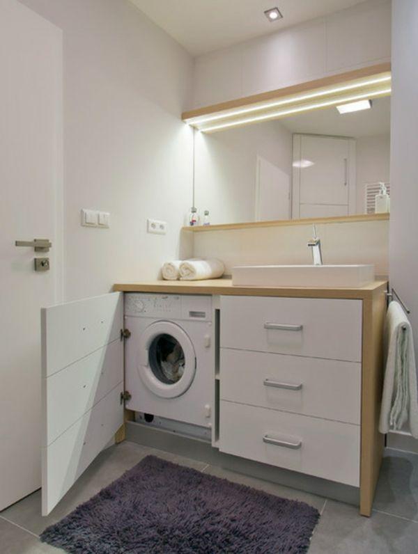 Renovierung Ihres Badezimmers waschmaschine