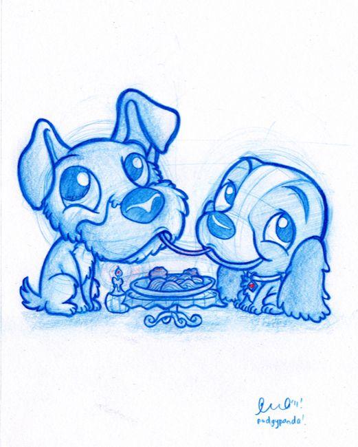 Daily Doodles 11-20 : www.podgypanda.com
