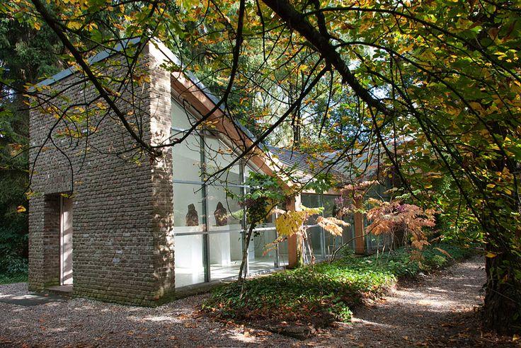 Erwin Heerich | Orangerie | Museo Insel Hombroich | Neuss; Alemania | 1983-1984