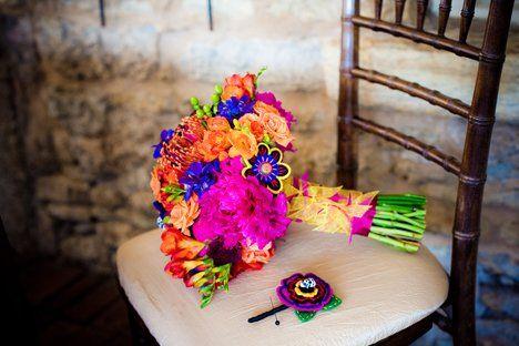 Wedding Themes - Fuchsia Wedding