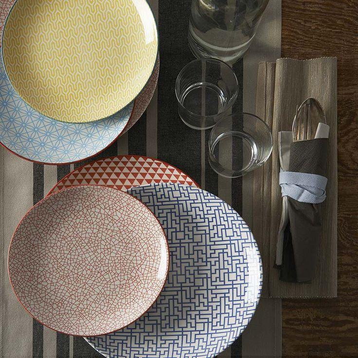 die 25 besten ideen zu modernes geschirr auf pinterest. Black Bedroom Furniture Sets. Home Design Ideas