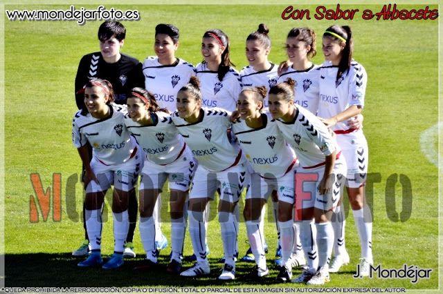 FIN DE TEMPORADA CON DERROTA PARA EL FUNDACIÓN NEXUS ALBACETE  Fundación Nexus Fútbol base Fútbol Femenino Liga Femenina 2015/2016
