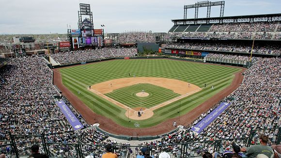 Coors Field Seating Chart, Pictures, Directions, and History - Colorado Rockies - ESPN