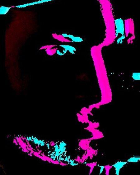 #pink #generate  #monmap #jdotmancini #punkrockart #13 #rocknroll #art #grunge #grungeaesthetic #punk #90s #outsiderart #freak #ness #isity  #middleofnowheremodernartproductions #tyamf #glitch #glitchart #punkart