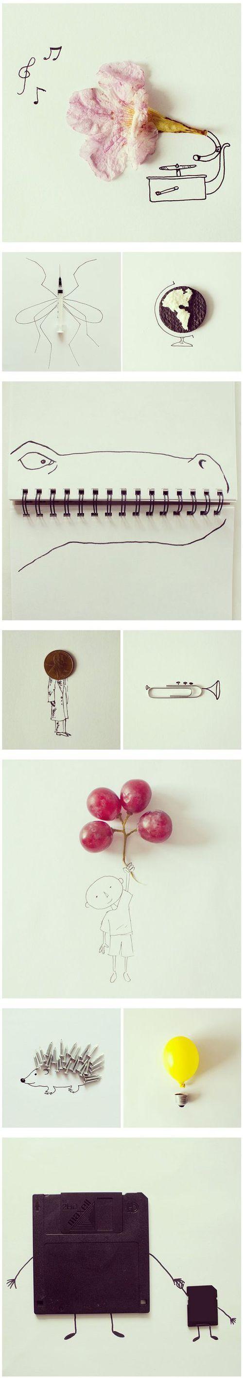Exercices en créativité