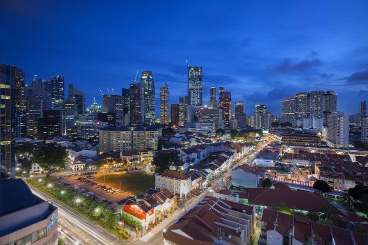 https://flic.kr/p/CJKN8z | M2400825 | Singapore Downtown Night Scene  新加坡市中心夜景