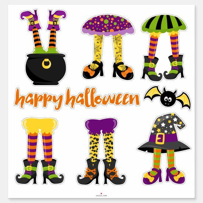 20+ Halloween witch legs clipart ideas