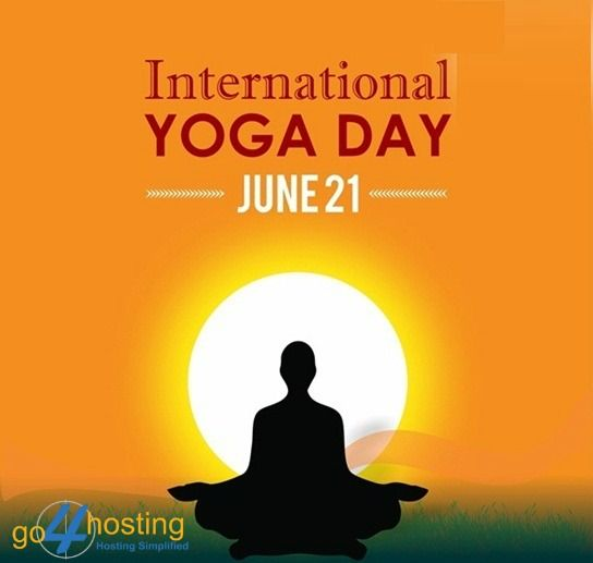 Share your views on celebration of #International #Day of #Yoga 21 - June- 2017..... #Go4hosting