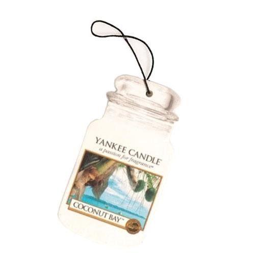 Yankee Candle Coconut Bay Car Jar