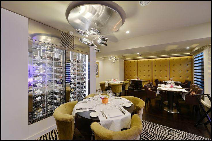 Restaurant Trilby, Hotel N'vY, Geneva