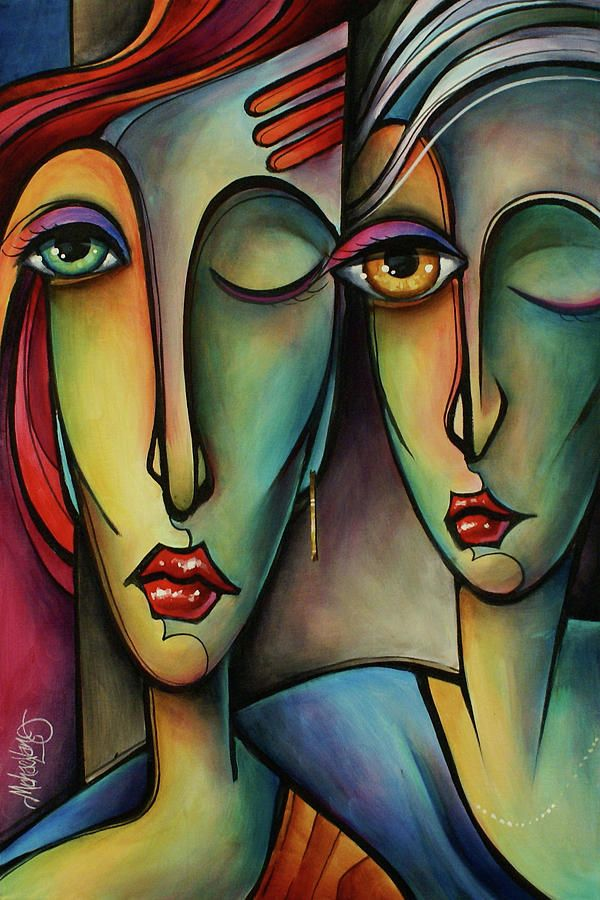 Watch Painting by Michael Lang