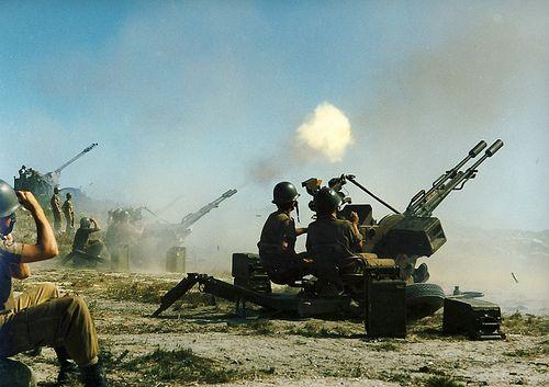 ZU23mm SAAF Tooth Rock 1987 | Flickr - Photo Sharing!