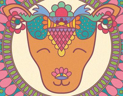 "Check out new work on my @Behance portfolio: ""Renatita"" http://be.net/gallery/49736141/Renatita"