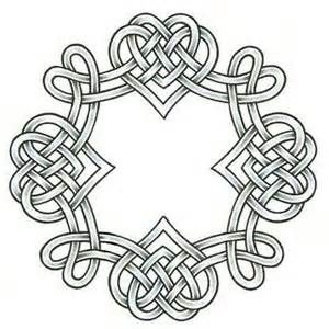 Celtic love knotworkColoring Pages for Adults - Bing Images