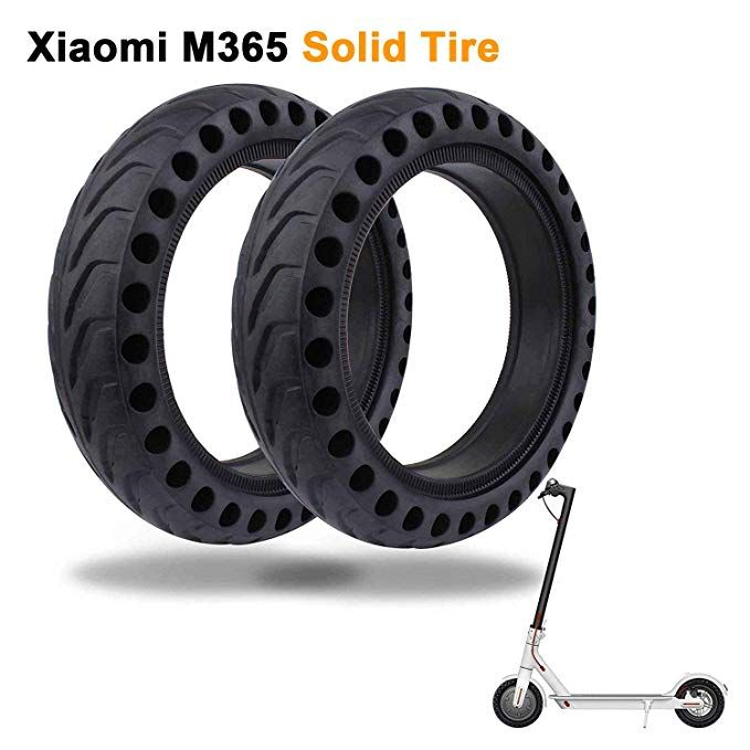 "8.5/""Solid Tires Wheel Explosion-proof For Xiaomi Mijia M365 Electric Scooter"