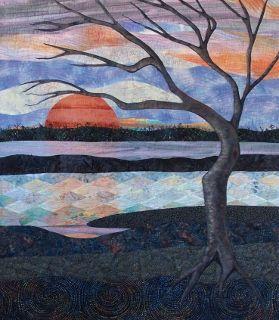 Eileen Williams Fiber Art Quilts