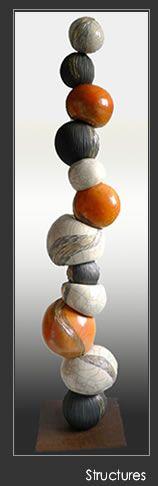 Mes Terres Raku - Présentation des poteries réalisées en raku