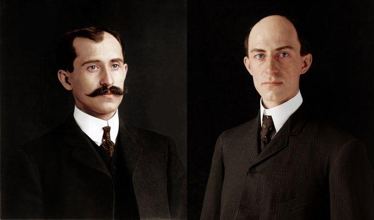 Lista de pessoas famosas que foram homeschoolers (que tiveram Educação Domiciliar). Eis o vigésimo sexto:26) Orville e Wilbur Wright