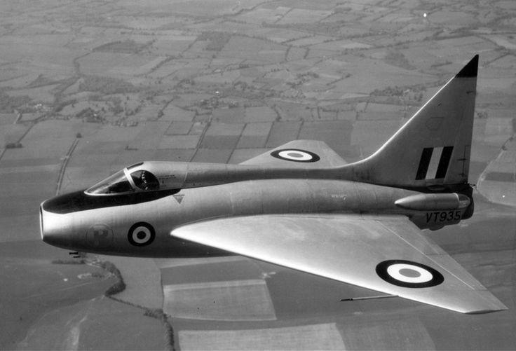 Experimental Military Aircraft   ... Paul P-111, Delta Wing, Experimental Aircraft, RAF, Royal Air Force