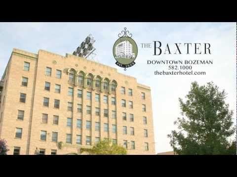 Baxter Hotel Bozeman Montana Wedding Venue