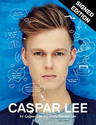 Caspar Lee: Signed Edition (Hardback)