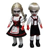 $55.00 Living Dead Dolls Scary Tales Hansel and Gretel Dolls Case