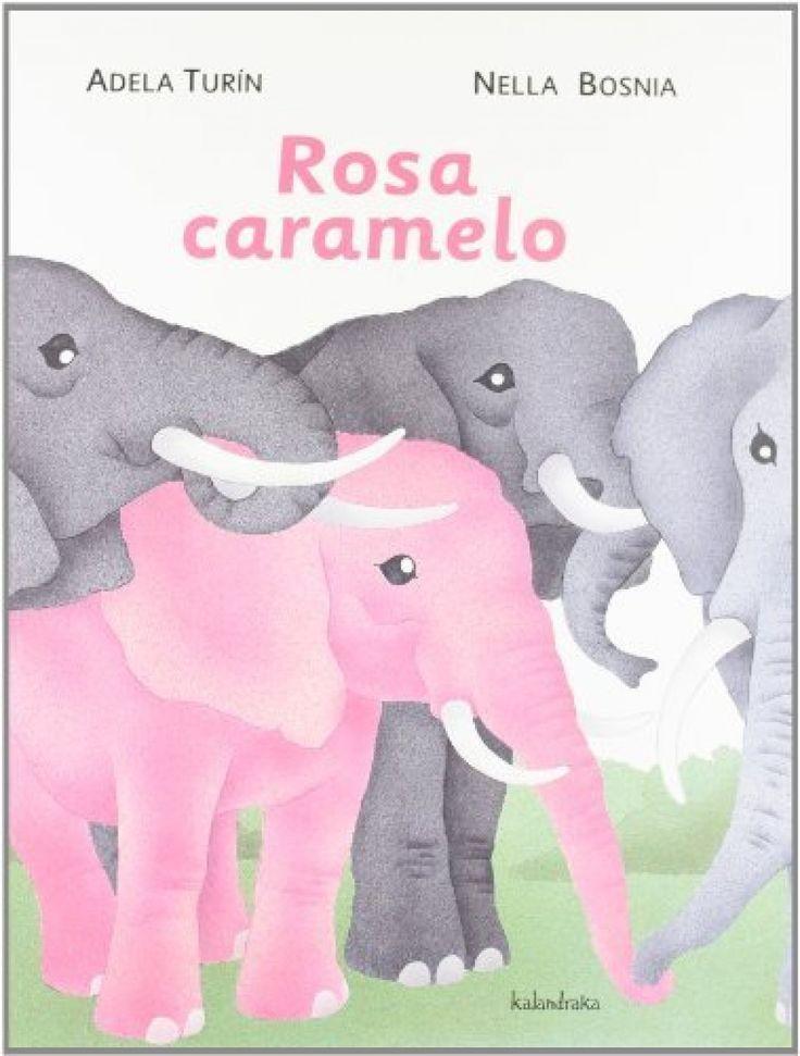 <p>Aislada en un jardín, Margarita es la única elefanta del grupo incapaz de conseguir que su piel sea de color rosa caramelo. Cuando sus progenitores desisten de imponerle ese aspecto, por fin descubrirá el significado de la libertad y abrirá el camino de la igualdad para sus compañeras.</p>