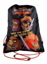 Worek szkolny Angry Birds Star Wars II