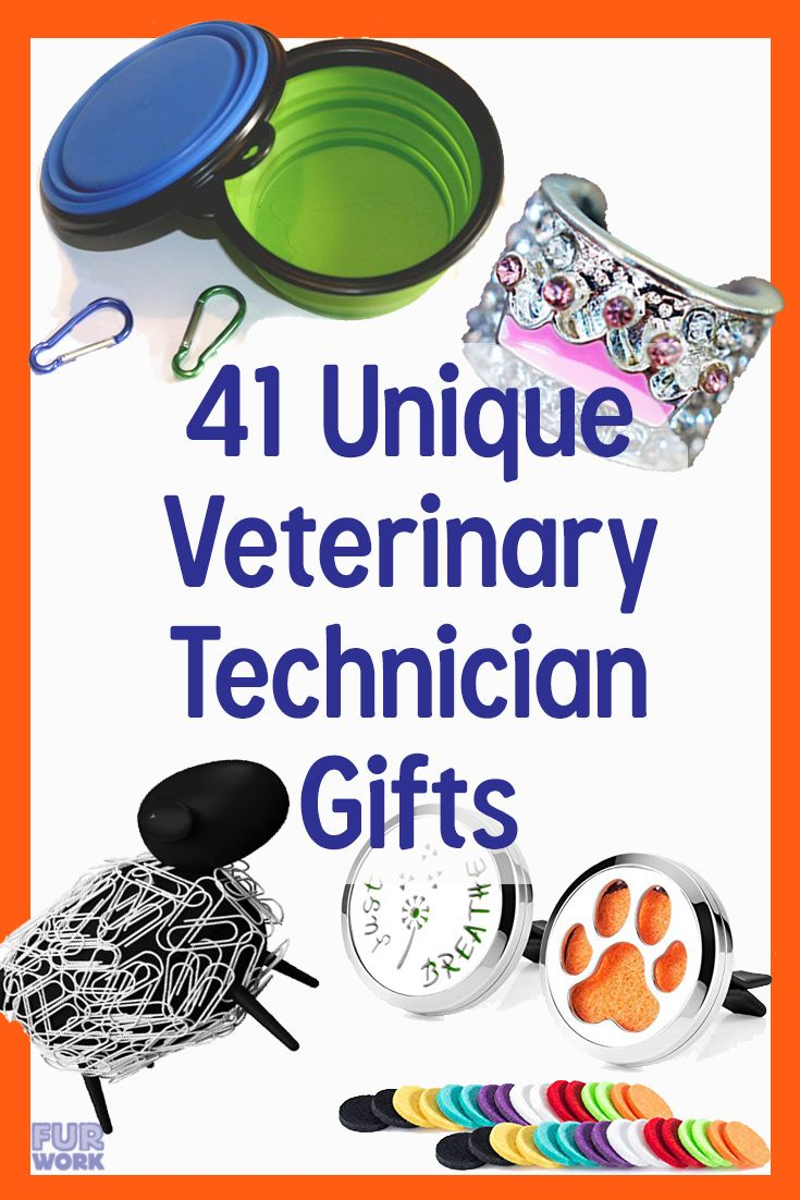 vet tech appreciation gifts