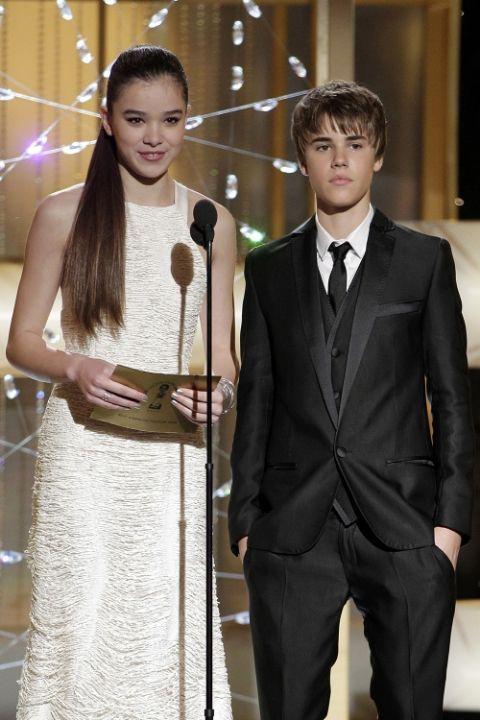 Justin Bieber, Hailee Steinfeld Rencontre des rumeurs - Justin Bieber, Hailee Stienfeld Not Dating