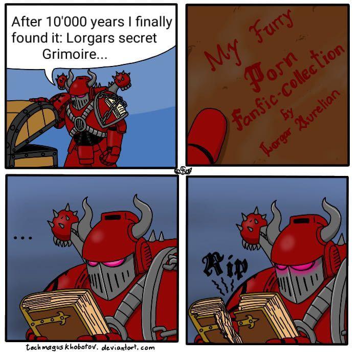 I M Looking At Some Serious Heresy Warhammer 40k Memes